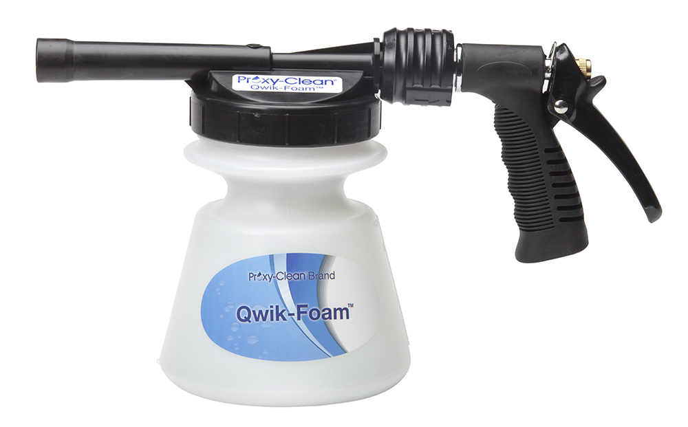 proxy clean qwik foam